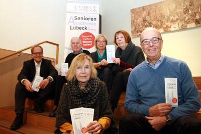 Die Seniorenakademie Lübeck bietet vielfältigte Kurse zu diversen Themen an. Foto: Steffi Niemann.