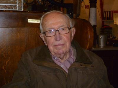 Siegfried Lange feiert am Montag seinen 90. Geburtstag.