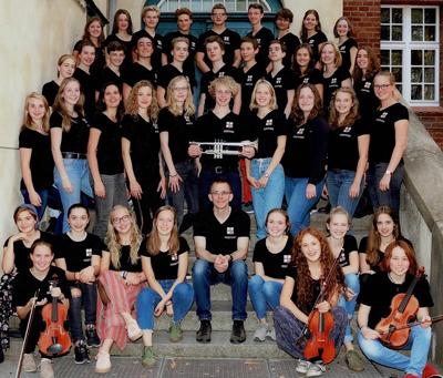 Das Sinfonieorchesters des Johanneums gibt ein Konzert. Foto: Johanneum.