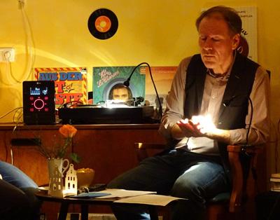 Der Jules und Jim-Abend von Dreas Stuv ist ein Leckerbissen für Frankreich-Fans. Foto: Veranstalter.