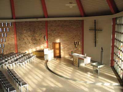 Auch dieses Wochenende finden wieder in Lübeck und Umgebung unzählige Gottesdienste statt. Foto: Kirchenkreis