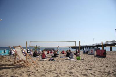 Für ein Video werden Menschen gesucht, die in Timmendorfer Strand wohnen oder arbeiten und internationale Wurzeln haben. Foto: TSNT GmbH