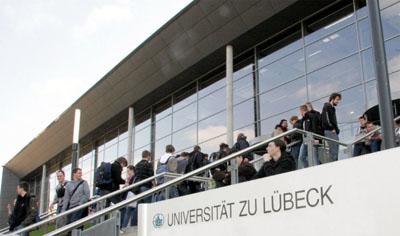 Lübeck hat gute Chancen auf die Förderung des Bundes. Foto: Uni/Archiv