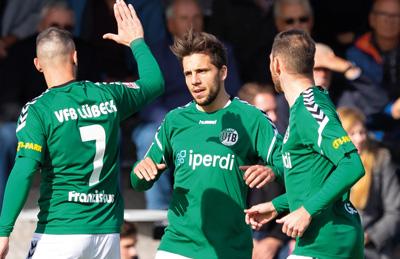 Der Dauerkartenverkauf beim VfB Lübeck läuft auf Hochtouren. Foto: VfB Lübeck