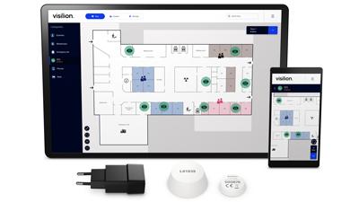 Dräger erweitert sein klinisches Service-Portfolio durch eine Cloud-basierte Tracking-Lösung von Sony Mobile an. Foto: Dräger
