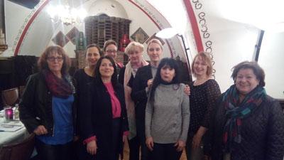 Die Lübecker Frauen Union der CDU hat im Rahmen ihrer Jahreshauptversammlung einen neuen Vorstand gewählt. Foto: CDU Lübeck.