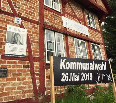 Vor der Kommunal-Wahl soll das Bild mit feinem Jazz abgerundet werden. Foto: Nina Strugalla.