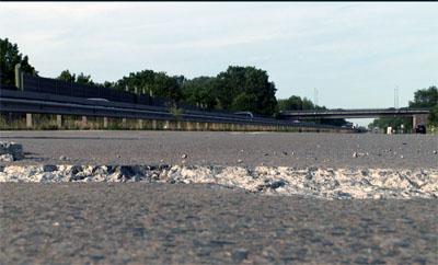 Die Straßeninfrastruktur im Land ist so marode, dass mehr viele Sanierungen als bisher üblich stattfinden müssen.