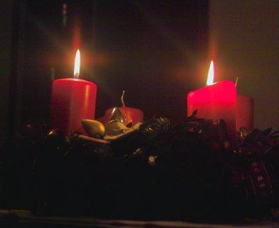 Zum zweiten Advent feiert die Wichern-Gemeinde traditionell ihren Literaturgottesdienst.