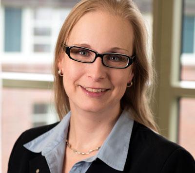 Kathleen Wieczorek, ist Geschäftsführerin Operativ in der Arbeitsagentur Lübeck. Foto: Arbeitsagentur