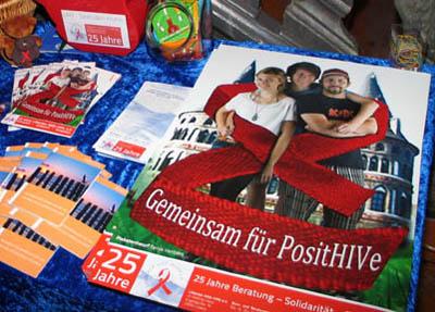 Männer, die Sex mit Männern haben, haben wieder die Möglichkeit sich mit einem Schnelltest auf HIV testen zu lassen.