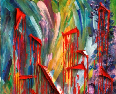 Am Mittwoch wird eine Ausstellung mit Werken aus dem 'Ameos Kunstpreis-Wettbewerb' eröffnet. Foto: Veranstalter