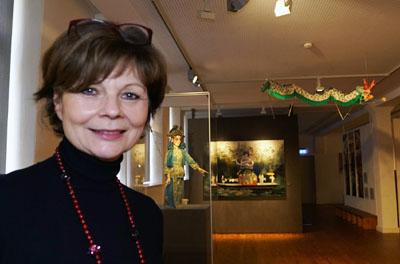 Die Leiterin des St. Annen-Museums, Dr. Dagmar Täube, lädt ein zu einer Führung rund um das christliche Weihnachtsfest startet. Archivbild: JW
