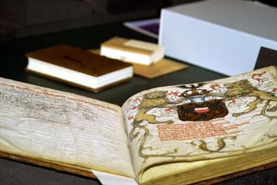 Um 17 Uhr folgt ein Kurzvortrag von Dr. Dominik Kuhn zu Inhalt, Bedeutung und historischem Hintergrund. Symbolbild: Archiv.