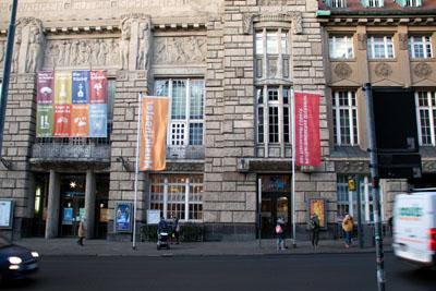 Das Theater hat alle Vorstellungen bis zum 19. April abgesagt.