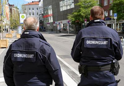 Alle Mitarbeiter des Ordnungsamtes sollen die Befugnis erhalten, Fahrzeuge für Kontrollen anzuhalten. Foto: VG/Archiv