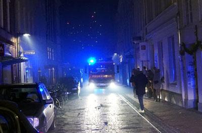 Die Polizei bilanziert: Es war keine außergewöhnliche Nacht. Foto: JW