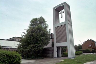 Die Feier findet in der Bodelschwinghkirche statt.