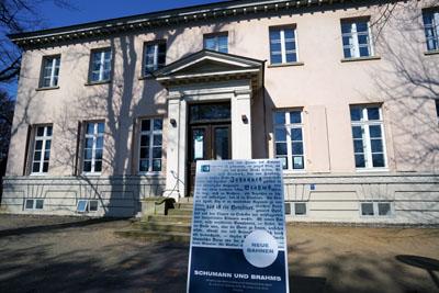 Das Brahms-Institut an der Musikhochschule Lübeck lädt am Samstag wieder zur