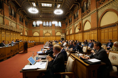 Die Bürgerschaft diskutierte den städtischen Haushalt für kommendes Jahr. Foto: JW