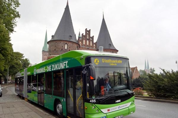 In Lübeck werden nur die Zeitkarten geringfügig teurer.