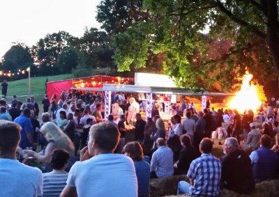 Es werden wieder zahlreiche Gäste erwartet, um die Open Air-Veranstaltung zu erleben. Foto: Förderverein FF Luschendorf
