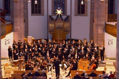 Am Freitag erklingt in St. Aegidien ein Chorkonzert. Foto: Veranstalter