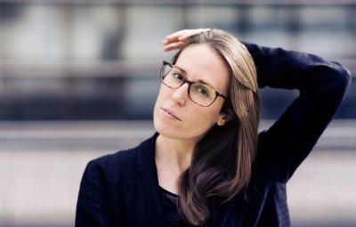 Clara Iannotta erhält den Hindemith-Preis. Foto: Astrid Ackermann/SHMF