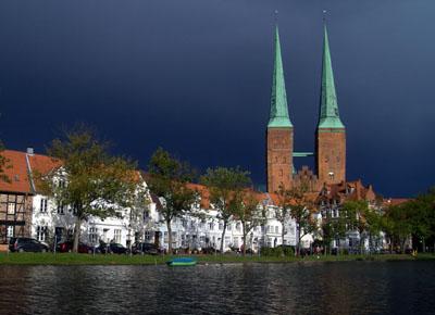 Die Wahl findet am Donnerstag im Lübecker Dom statt.