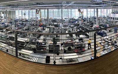 Dräger wird für den Großauftrag eine neue Fabrik den USA errichten. Foto: Dräger/Archiv