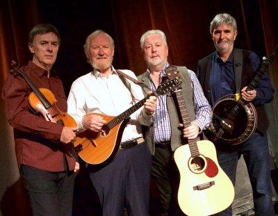 The Dublin Legends sind am Mittwoch zu Gast in Lübeck. Foto: Hans Colijn/Veranstalter