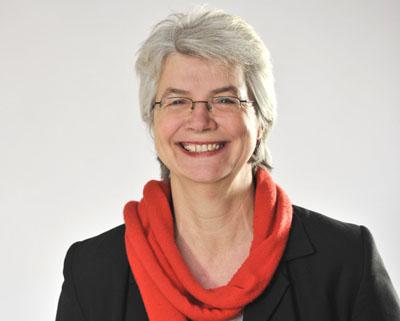 Gleichstellungsbeauftragte Elke Sasse wünscht sich, dass viele Lübecker die Plakatausstellung besuchen.