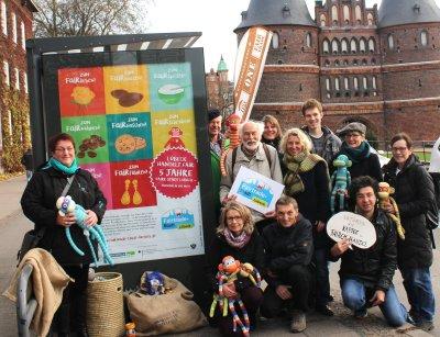 Lübeck bleibt Stadt des fairen Handels. Foto: RB/Archiv