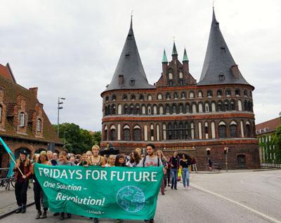 An der Kundgebung am Freitag kamen laut Polizei nur rund 50 Teilnehmer. Foto: Archiv