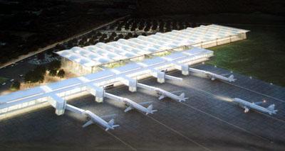 Die IHK unterstützt den Ausbau des Flughafens.