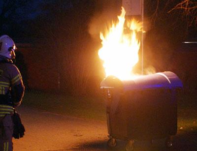 Die Serie von Brandstiftungen in Kücknitz ist offenbar aufgeklärt. Foto: Oliver Klink