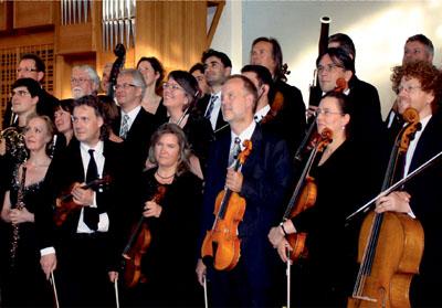 Das Orchester Sinfonietta Lübeck. Foto: Veranstalter