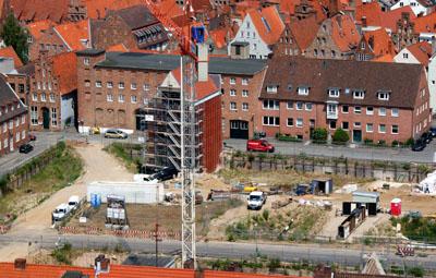 Die Privatisierung der städtischen Grundstücke ist für die Stadtkasse offenbar ein schlechtes Geschäft. Foto: Oliver Klink
