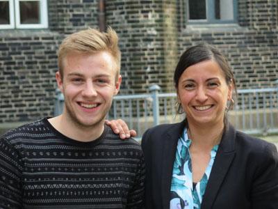 Michelle Akyurt und Bruno Hönel fordern einen deutlichen Schwerpunkt bei Sozialwohnungen.