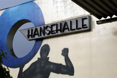Der VfL trägt seine Heimspiele in der Hansehalle aus. Foto: Oliver Klink
