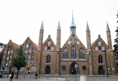 Die öffentliche Veranstaltung findet im Heiligen-Geist-Hospital statt.