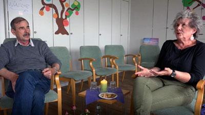 Am 17. Oktober um 15 Uhr berichten im Image Film der Lübecker Hospizbewegung Ehrenamtliche über ihre Arbeit mit Schwerstkranken und sterbenden Menschen. Foto: Hospizbewegung