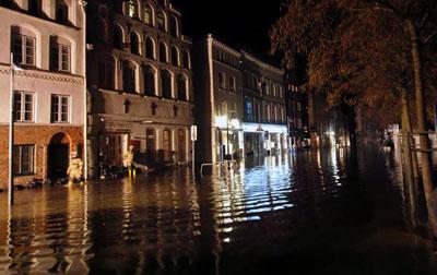 Die Stadt weist darauf hin, dass es in Überschwemmungsgebieten neue Regeln für Ölheizungen gibt. Foto: JW/Archiv