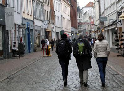Die Fraktion Freie Wähler und GAL lädt am Montag zu einer Diskussion über das Verkehrskonzept Innenstadt ein.