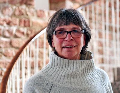 Antje Jansen, Mitglied der Bürgerschaft, stimmt für eine Umsetzung des Rahmenplanes für die Innenstadt.