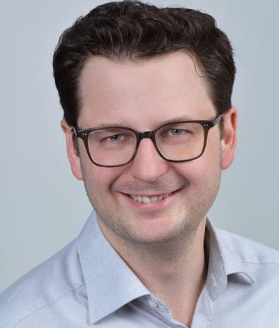 David Jenniches ist Vorsitzender der AfD in Lübeck.