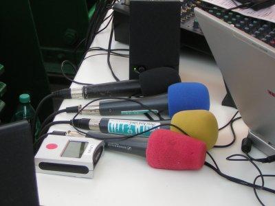 Radio Travemünde feiert seinen zehnten Geburtstag.