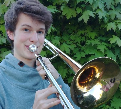 Konstantin Kappe spielt am Sonntag in St. Fabian. Foto: Veranstalter