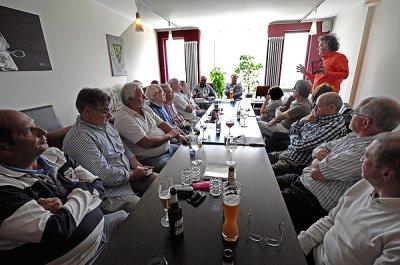 Am 2. Januar findet wieder der Liberale Stammtisch Travemünde statt. Foto: Karl Erhard Vögele/Archiv