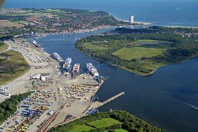 Beim Deutsch-Finnischen Hafentag geht es um die Entwicklung des Handels zwischen beiden Ländern. Foto: Karl Erhard Vögele/Archiv